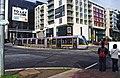LUAS tram no. 3006 crossing Belgard Square West, Tallaght, Dublin - geograph.org.uk - 2586711.jpg
