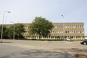 La Crosse County Administration Building