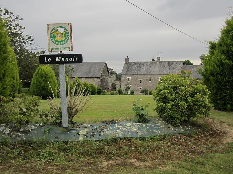 La Beslière, Folligny, Manche