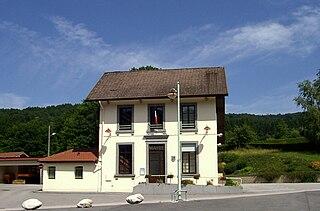 La Forge, Vosges Commune in Grand Est, France