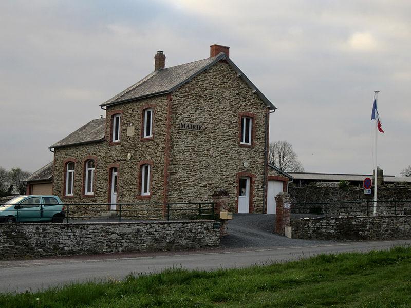 La Luzerne, Manche >>ancienne école