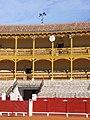 La veleta y el reloj - Aranjuez - panoramio.jpg