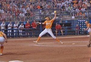 Tennessee Volunteers softball - Volunteers softball legend Monica Abbott