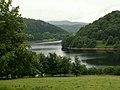 Ladybower Reservoir from the bridleway - geograph.org.uk - 473656.jpg