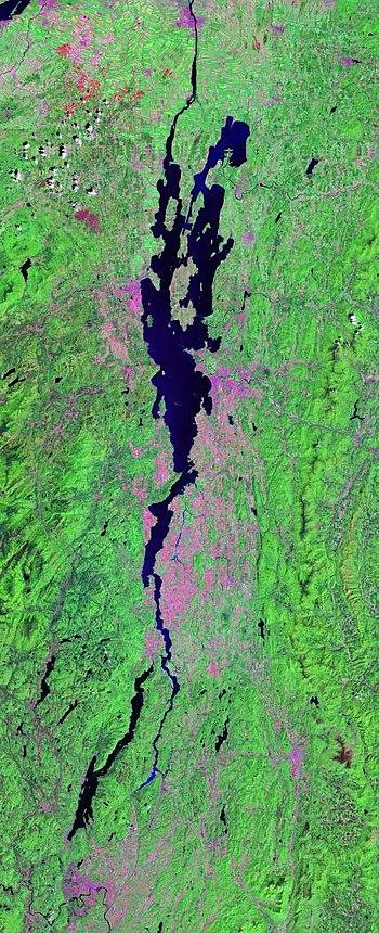 Landsat photo