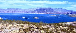 Lake Mead - Lake Mead, May 2, 2006