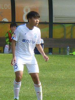 Lam Hin Ting Hong Kong footballer