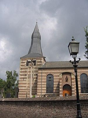 Oirsbeek - St. Lambertuskerk, Oirsbeek