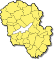 Landkreis Landshut Germany Blank.png