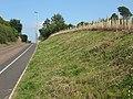 Landscaping on Burnhouse Road - geograph.org.uk - 1420275.jpg
