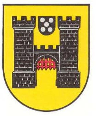 Landstuhl - Image: Landstuhl wappen