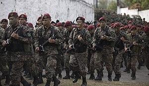 Salvadoran Army - Salvadoran Special Forces