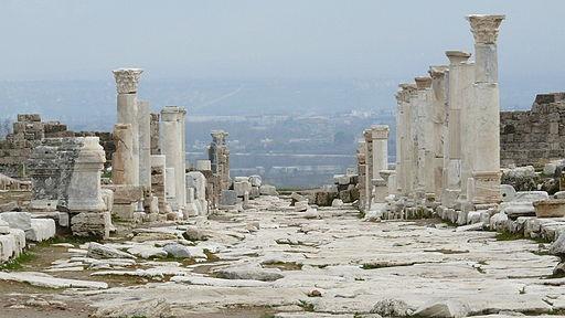 Laodikeia-Säulenreihe