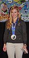 Lara Gut, Olympic bronze medalist.JPG