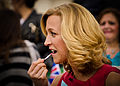 Lara Spencer applying makeup.jpg
