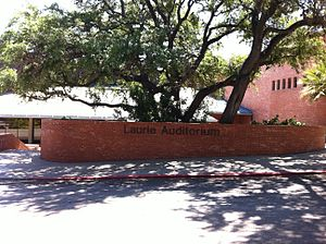 Trinity University (Texas) - Laurie Auditorium