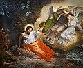 Le Christ au jardin des Oliviers d'E. Delacroix (Petit Palais, Paris) (48649905822).jpg