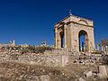 Le Tétrapyle Nord de Jerash - 8 novembre 2014 05.jpg