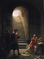 Montaigne Visiting Torquato Tasso in Prison