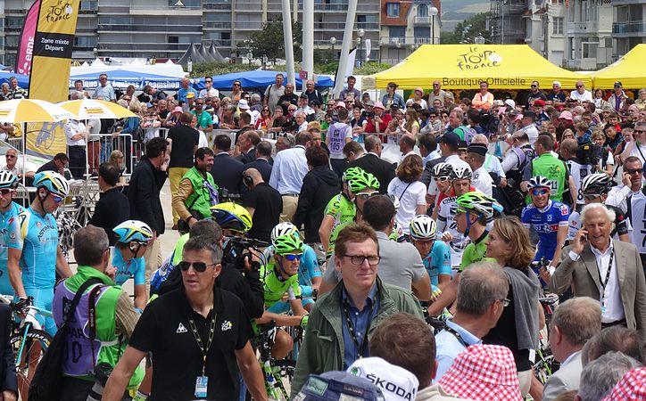 Le Touquet-Paris-Plage - Tour de France, étape 4, 8 juillet 2014, départ (C07).JPG