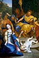 Le martyre de Sainte Julitte (2ème moitié du XVIIe, anonyme,.jpg