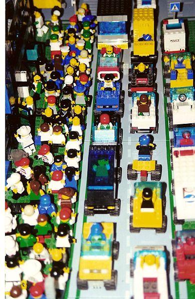 391px Lego Chicago Rush Hour