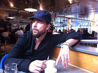 Leif Sundin Swedish singer and songwriter