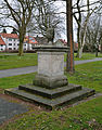 Lemgo - Abteigarten, Denkmal Ludwig Henrich Adolph zur Lippe (2).jpg