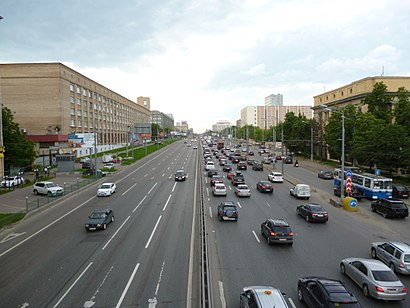 How to get to Ленинградское Шоссе with public transit - About the place