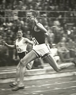 Lennart Strandberg Swedish sprinter