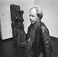 Leo de Vries in museum Fodor (1972).jpg