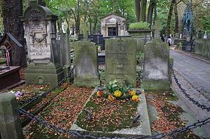 Leopold Janikowski - Leopold Janikowski (grave)