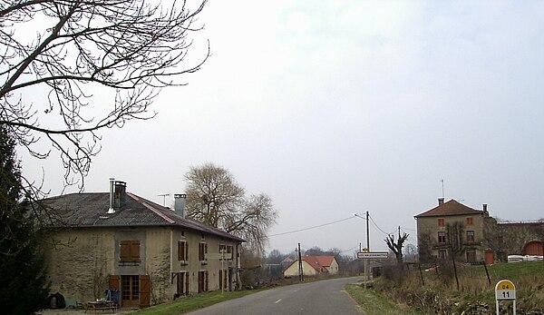 Photo de la ville Ableuvenettes