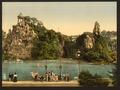 Les Buttes Chaumont, Paris, France-LCCN2001698554.tif