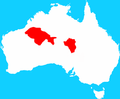 Lesser Bilby Distribution Map.png