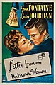 Letter from an Unknown Woman (1948 film poster).jpg