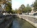 Leuven-Brusselsestraat kruist rivier.JPG