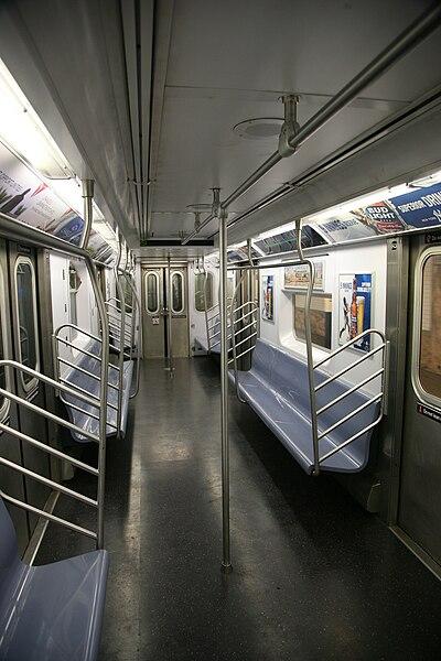 File:Lexington Avenue line car interior 2.jpg