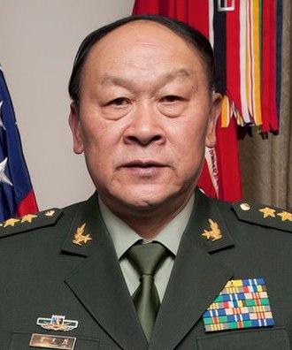 Liang Guanglie - Image: Liang Guanglie 2012