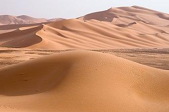 Extreme environment - Image: Libya 5230 Wan Caza Dunes Luca Galuzzi 2007