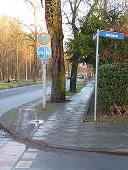 Hauffstraße in Teltow