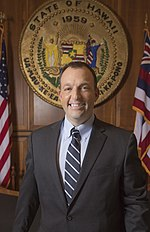 Lieutenant Governor of Hawaii Josh Green.jpg