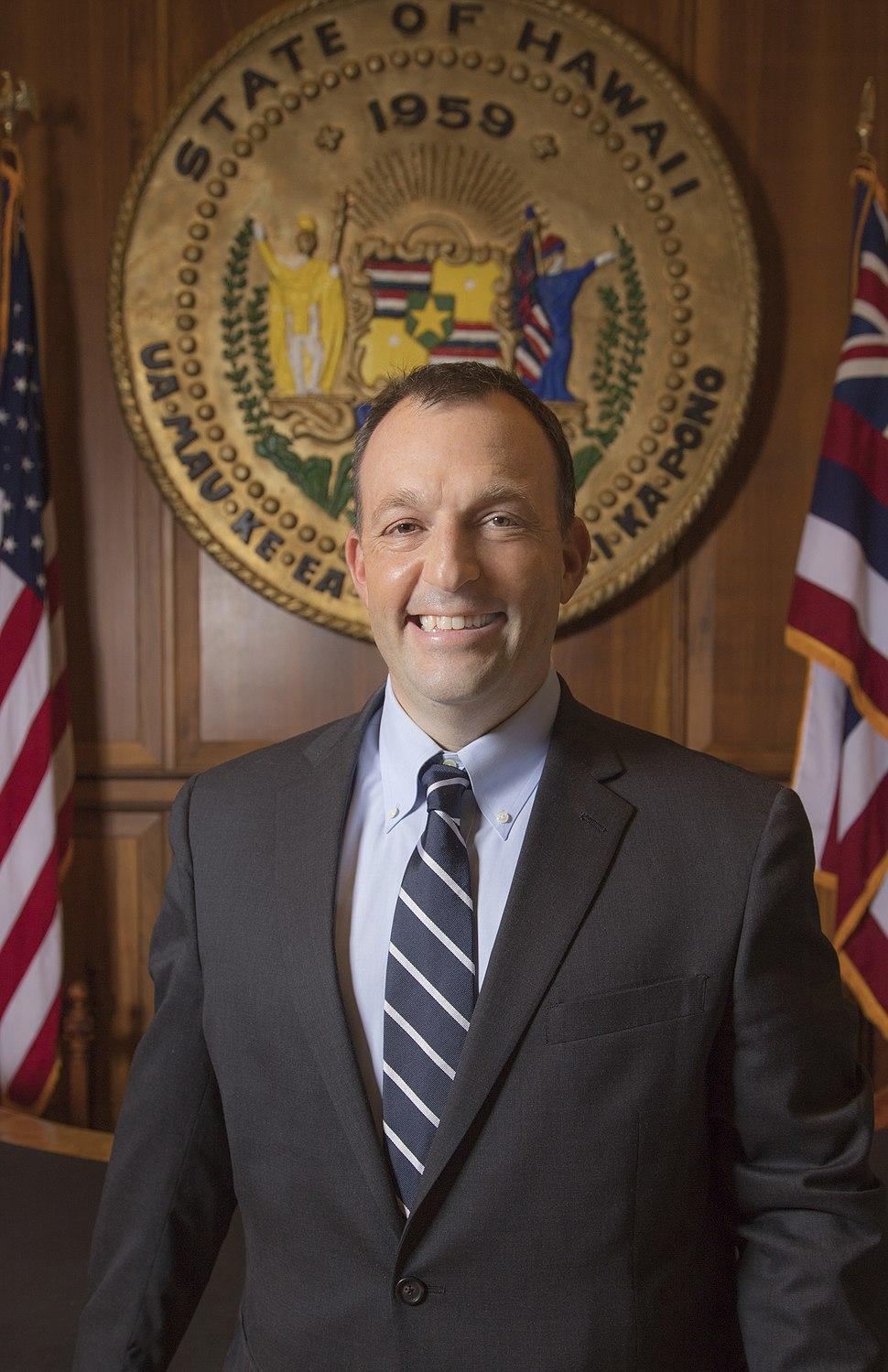 Lieutenant Governor of Hawaii Josh Green