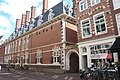 Lieve de Key wing of Haarlem City Hall.JPG
