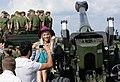 Liis Lemsalu 2014. aastal Tapa sõjaväelinnakus.jpg