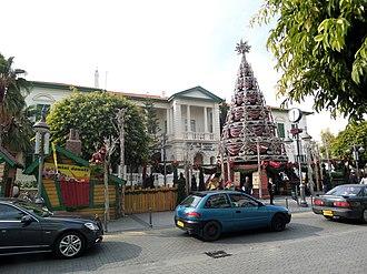 Limassol District - Limassol District Administration building