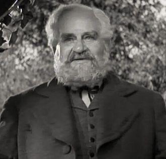 Lionel Belmore - Lionel Belmore in Little Lord Fauntleroy