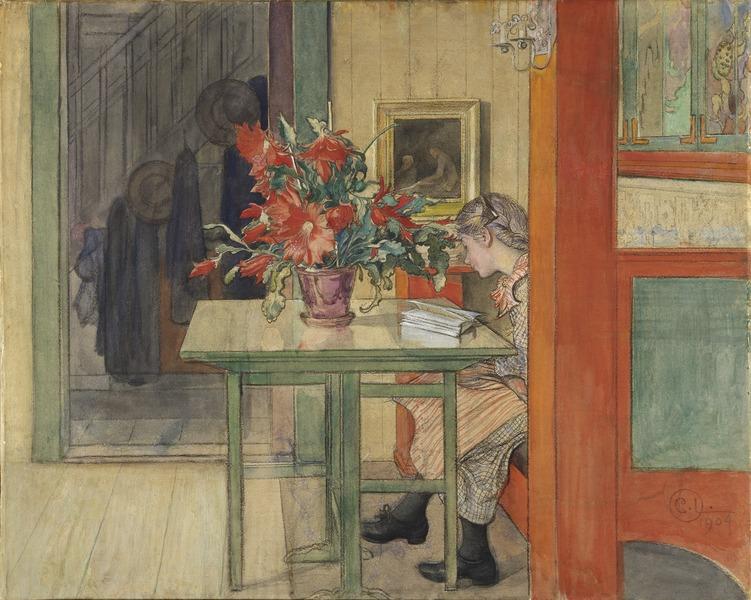 Файл: Лисбет Рединг (Карл Ларссон) - Национальный музей - 26295.tif
