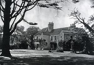 Little Holland House - Photograph of Little Holland House.
