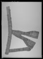 Livgehäng tillhörande Karl XI´s brudgumsdräkt - Livrustkammaren - 70241.tif